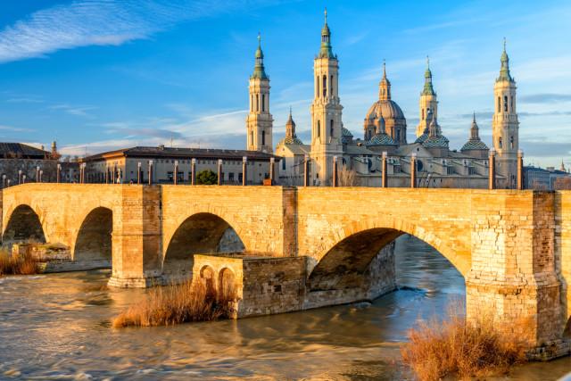 Spain Aragon Zaragoza Saragossa - Loredana Cirstea shutterstock_220361650