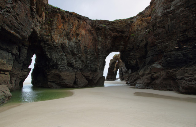 Spain Galicia Ribadeo Praia As Catedras 3 Marisa Estivill shutterstock_162245969