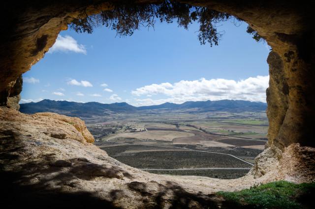 Spain Murcia cave landscape Moratalla - mlorente shutterstock_167009069