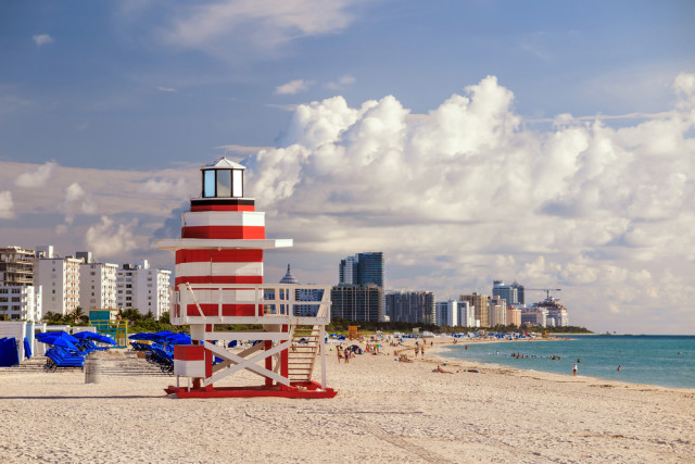 USA Florida Miami South Beach f11photo shutterstock_210081487