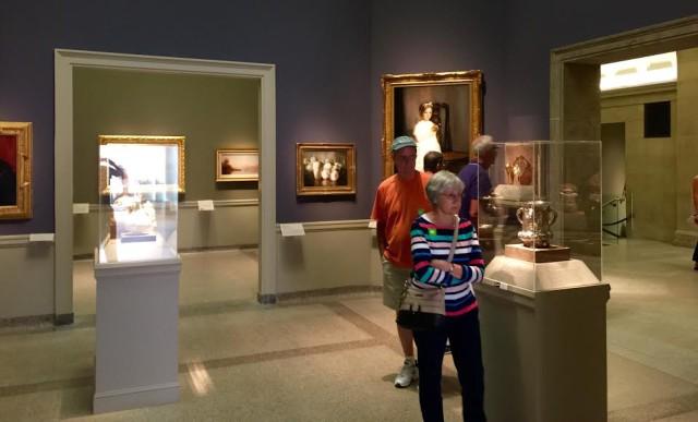USA Maine New England Portland Art Museum - David Paul Appell