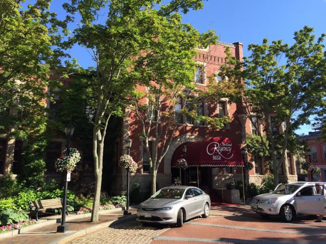 USA Maine New England Portland Regency Hotel & Spa - David Paul Appell