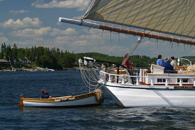 USA Maine New England Windjammers - Rob Kleine Flickr