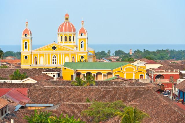 Latin America Nicaragua Granada - elnavegante shutterstock_88132639