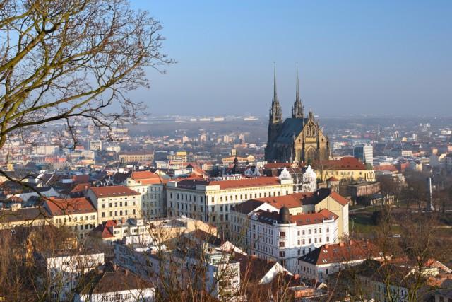 Czech Republic Moravia Brno Montypeter shutterstock_253933348