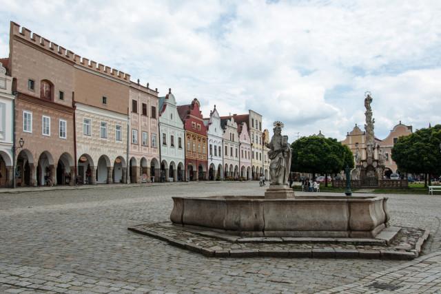 Czech Republic Moravia Telc miropink shutterstock_202067011