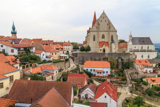 Czech Republic Moravia Znojmo Bertl123 shutterstock_138930113