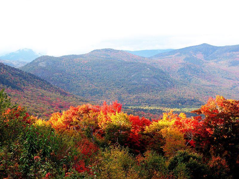 USA New England fall foliage New Hampshire Someone35 Wikipedia