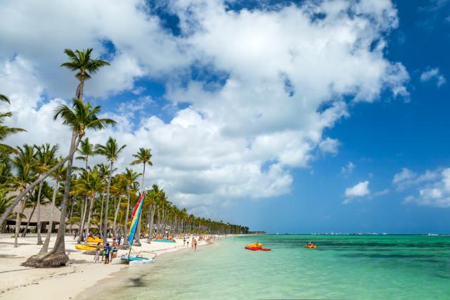 budget travel Dominican Republic Punta Cana beach mayakova shutterstock_189140579