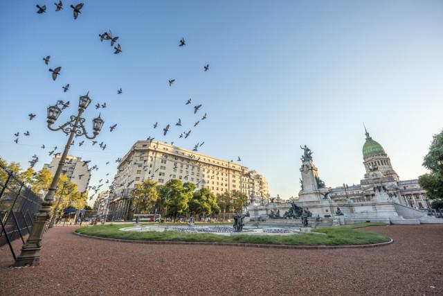 senior boomer travel Buenos Aires Argentina Anibal Trejo shutterstock_158550740