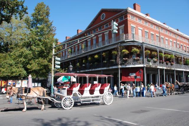 senior boomer travel New Orleans Louisiana pisaphotography shutterstock_120169459