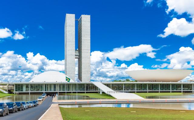 Brazil Brasilia National Congress Frazao Production shutterstock_288386012