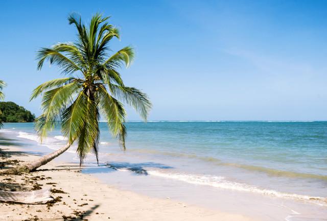 Costa Rica Caribbean Talamanca beaches Cahuita beach leelook shutterstock_211006636