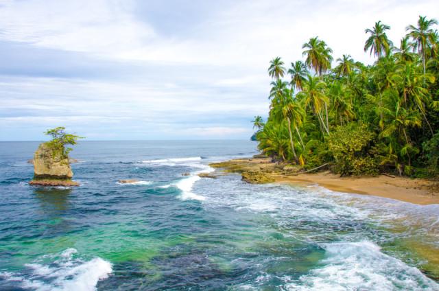Costa Rica Talamanca Caribbean beaches Playa Cocles beach Simon Dannhauer shutterstock_170061470