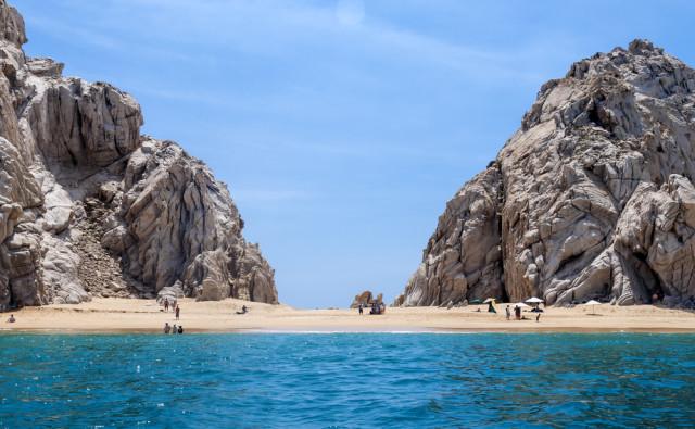 Mexico beaches Cabo Los Cabos Playa del Amor Lovers Beach Javier Garcia shutterstock_302126465