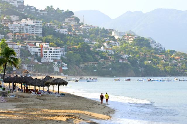 Mexico beaches Puerto Vallarta Elena Elisseeva shutterstock_54784912