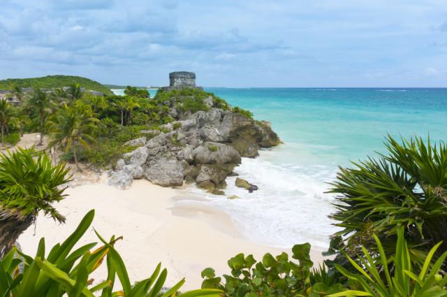 L2F Oct 15 pic Mexico beaches Riviera Maya Tulum Svetlana Bogomolova shutterstock_179080061