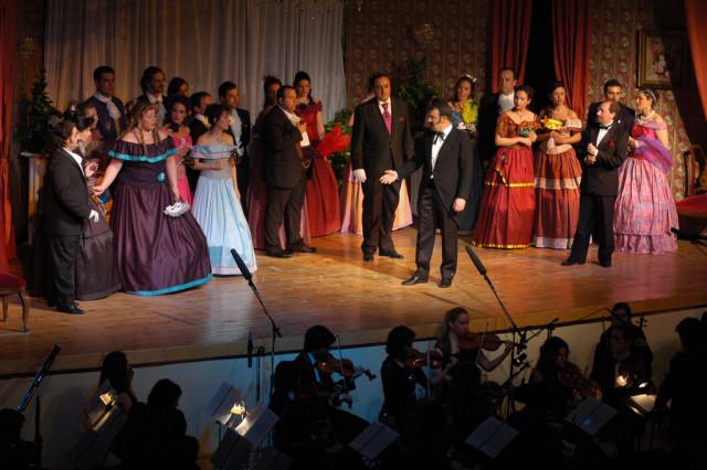 Spain music operetta zarzuela GonzalezNovo Flickr