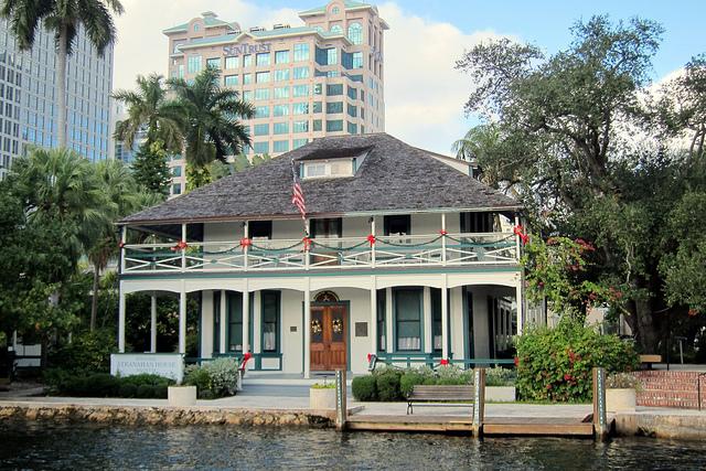 USA Florida Fort Lauderdale Stranahan House wallyg Flickr