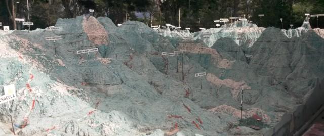 Guatemala City Relief Map Nerdoguate Wikipedia Flickr