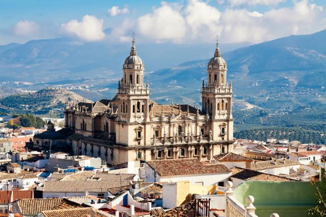Spain Andalusia Jaén Migel shutterstock_320155244