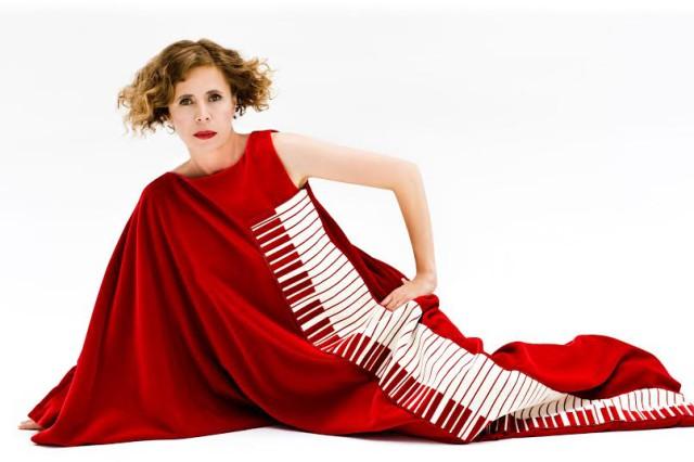 Spain fashion designer Agatha Ruiz de la Prada