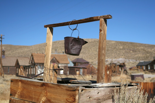 USA ghost towns West Bodie California Andrea Visconti shutterstock_171886883