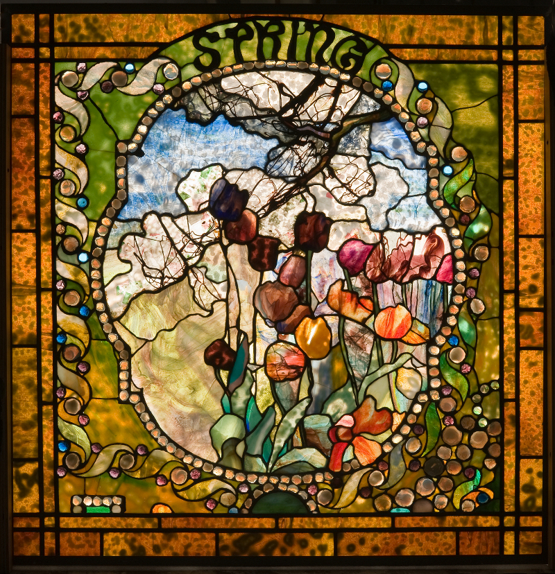 Florida Orlando Winter Park Hosmer Museum Louis Comfort Tiffany Spring Raymond Martinot Wikipedia