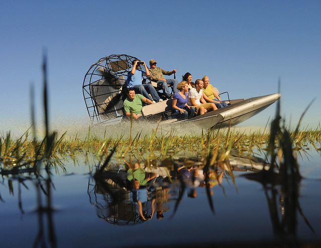 Florida Orlando airboat Experience Kissimmee Flickr