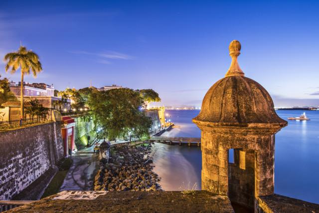 Puerto Rico Old San Juan Sean Pavone shutterstock_171180104