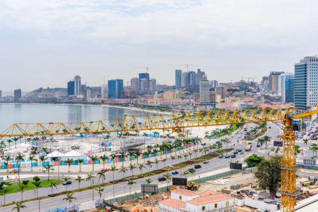 Angola Luanda beach waterfront skyline Ivanov shutterstock_177791759
