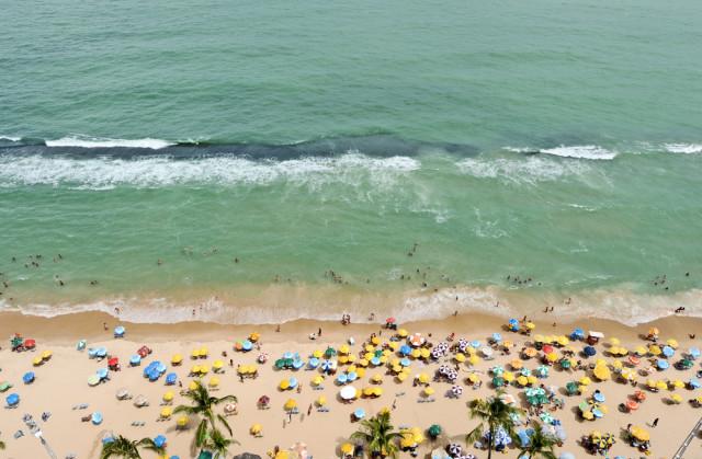 Brazil Pernambuco Recife beach The Visual Explorer shutterstock_154435898