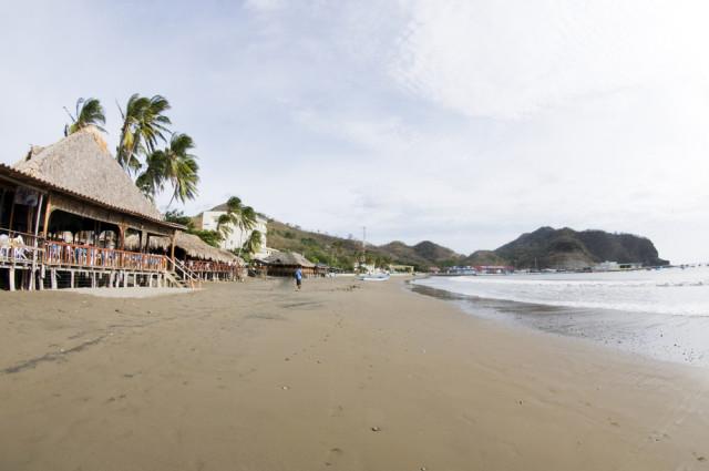 Nicaragua San Juan del Sur beach rj lerich shutterstock_42809338