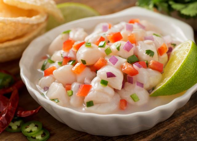 Panama City ceviche Foodio shutterstock_163696409