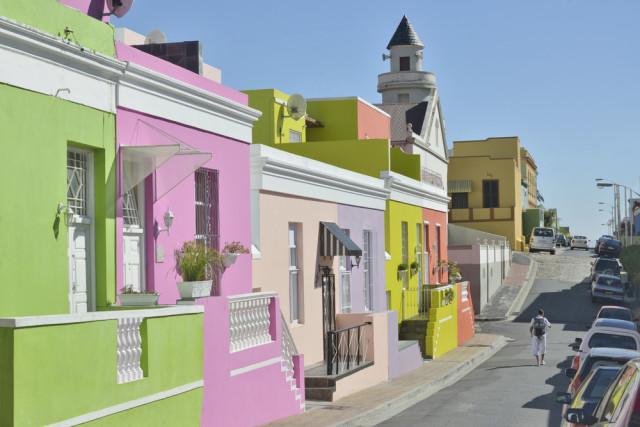South Africa Cape Town Bo Kaap Malay Quarter De Waterkant David Pickett shutterstock_134359703