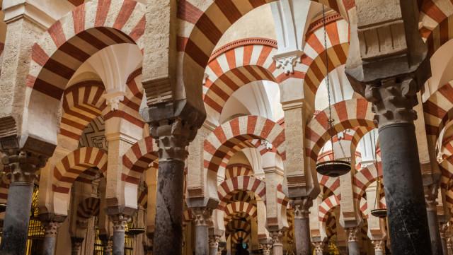 Spain Islamic Moors Córdoba Mezquita PerseoMedusa shutterstock_282936155