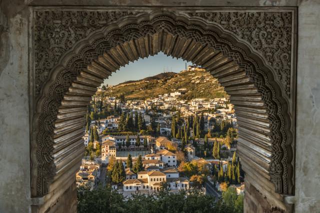 Spain Islamic Moorish Moors Granada Albaicin Jason Rothe shutterstock_341928434