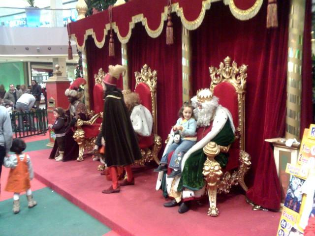 Spain Reyes Magos en centro comercial Fernando Estel Wikipedia