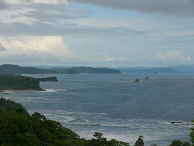 Nicaragua San Juan del Sur view south 8-10