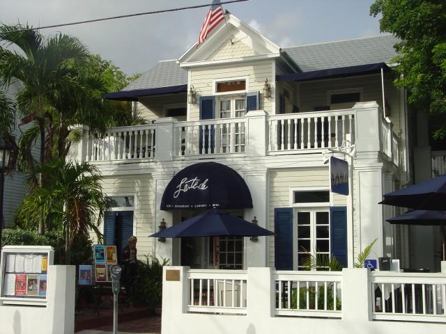 Florida Key West - La Te Da La Terraza de Martí