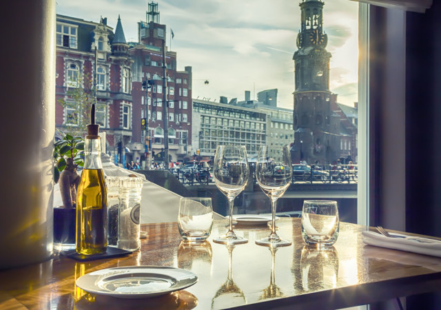 Netherlands Amsterdam restaurants ariadna de raadt shutterstock_223737490