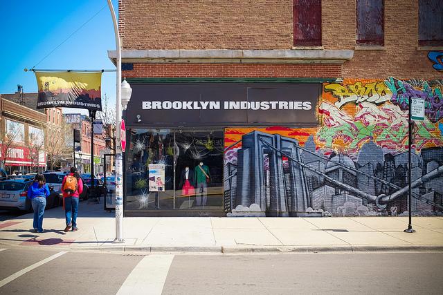 USA New York City Brooklyn Industries Flickr Sean Davis