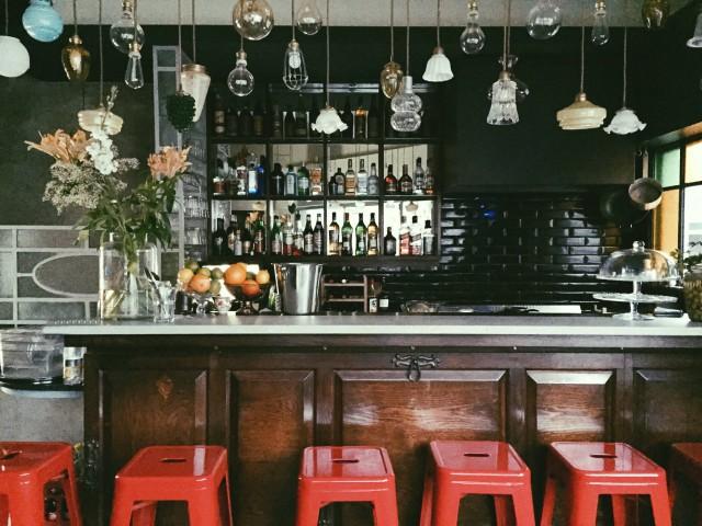 Uruguay Montevideo restaurants Candy Bar