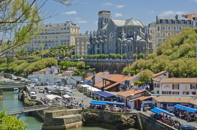 France Biarritz Bildagentur Zoonar GmbH shutterstock_164677250