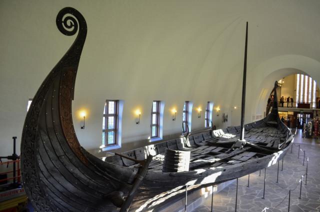 Norway Oslo Viking Ship Museum valeriiaarnaud shutterstock_235424809