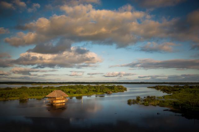 Peru Amazon Iquitos Christian Vinces shutterstock_334031798