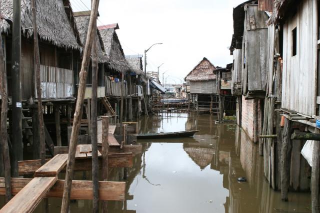 Peru Amazon Iquitos Belén Michael Zysman shutterstock_129618074