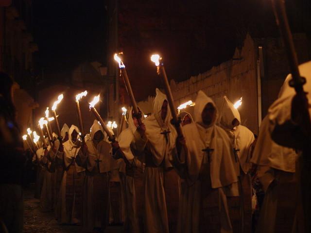 Spain Castile León Zamora Holy Week Easter procession Antramir Wikipedia