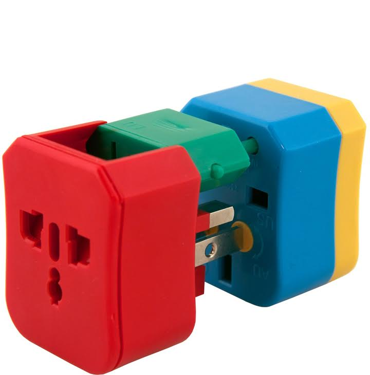 travel products 4-in-1 Universal Travel Adapter