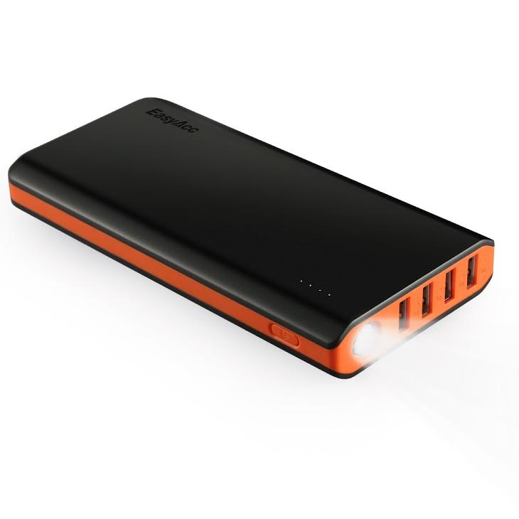 travel products EasyAcc Monster Power Bank
